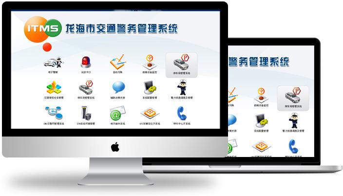 交通警务管理平台软件开发图片